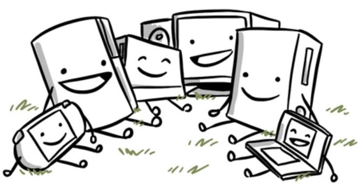 Consoles-as-Friends